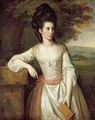 Portrait of Mrs Vere - Sir Nathaniel Dance-Holland