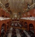 Banquet at Guildhall - William Daniell, R. A.