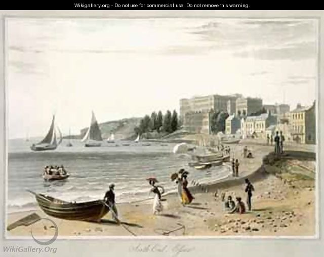 Southend - William Daniell, R. A.