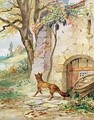 The Fox and the Grapes - Jules David