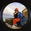 Portrait of a French Soldier - R.W. Davids