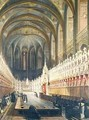 Interior of Albi Cathedral - Adrien Dauzats