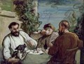 Lunch in the Country - Honoré Daumier