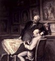 The Print Collectors 2 - Honoré Daumier