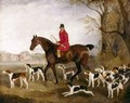 Hunting Scene - Richard Barrett Davis