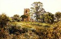 Shotwick Church Cheshire - William Davis