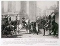 The Entrance of Napoleon into Berlin in October 1806 - (after) Debret, Jean Baptiste