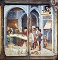 The Marriage at Cana - Andrea Delitio