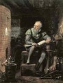 Palissy in his Workshop - Hippolyte (Paul) Delaroche