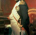 Napoleon 1769-1821 in his Study - Hippolyte (Paul) Delaroche