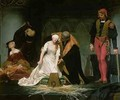 The Execution of Lady Jane Grey - Hippolyte (Paul) Delaroche