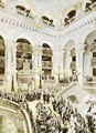Inauguration of the Paris Opera House - Jean Baptiste Edouard Detaille
