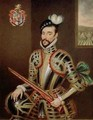 Portrait of William Stanley 1561-1642 6th Earl of Derby - William Derby
