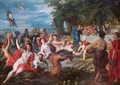 The Wedding of Thetis and Pelee - Hendrik van Balen, I