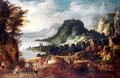Mountain Landscape 2 - Joos or Josse de, The Younger Momper