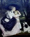 Countess Spencer and Her Son John - Sir Joshua Reynolds