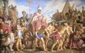 The Triumph of Sesostris - Pieter Pietersz. Lastman