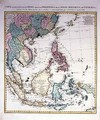 Southern Asia from China to New Guinea - Johannes and Mortier, Cornelis Covens