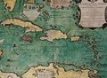 Map of the Mexican Archipelago - Vincenzo Maria Coronelli