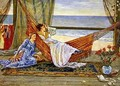 In the Beach House 2 - Walter Crane