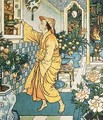 Aladdins Lamp Arabian Nights - Walter Crane