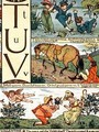 T to V from an alphabet based on old nursery rhymes - Walter Crane