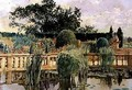 The Water Garden Easton Lodge near Great Dunmow Essex - Walter Crane