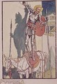 Don Quixote from Don Quixote de la Mancha - Walter Crane