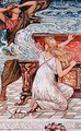 Pandora opens the box - Walter Crane