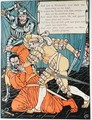 The Brothers saved their sisters life - Walter Crane