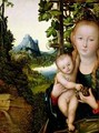Madonna and Child 2 - Lucas The Elder Cranach