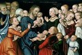 Suffer the Little Children to Come Unto Me - Lucas The Elder Cranach