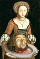 Salome - Lucas The Elder Cranach