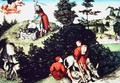 The Sacrifice of Isaac - Lucas The Elder Cranach
