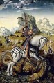 St George 2 - Lucas The Elder Cranach