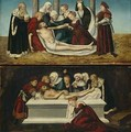The Deposition - Lucas The Elder Cranach