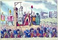 Liberty Suspended With the Bulwark of Constitution Pub J Sidebotham - George Cruikshank I