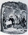 Scene at Vauxhall - George Cruikshank I
