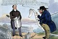John Bull and the Architect Wot Builds the Arches - George Cruikshank I