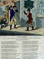 Town Life In Answer to Captain Morriss Celebrated Song of Country Life - George Cruikshank I