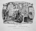 The Gin Shop from Scraps and Sketches - George Cruikshank I