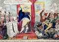 Loyal Addresses and Radical Petitions - George Cruikshank I