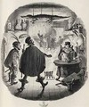 The Conjuror - George Cruikshank I