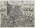 Mayhews Great Exhibiton London - George Cruikshank I