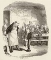 Oliver asking for more - George Cruikshank I