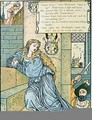 O Sister Anne do you nothing see - Walter Crane