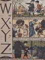 W to Z from an alphabet based on old nursery rhymes - Walter Crane