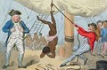 The Abolition of the Slave Trade - Isaac Cruikshank