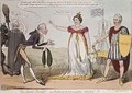 The Secret Insult or Bribery and Corruption Rejected 2 - George Cruikshank I