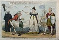 The Secret Insult or Bribery and Corruption Rejected - George Cruikshank I
